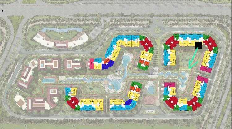 Designs of the Loft compound