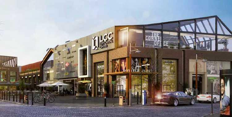 The Loft Capital Center Mall
