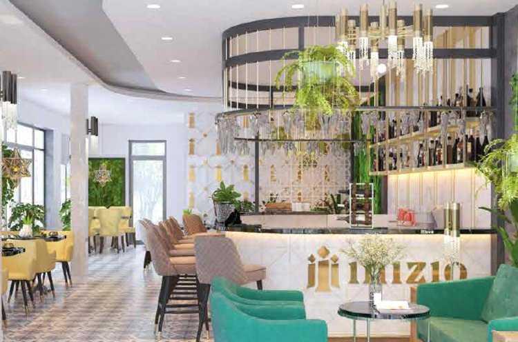 Inizio Mall Cafes