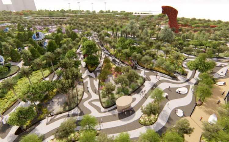 Zed Park El Sheikh Zayed