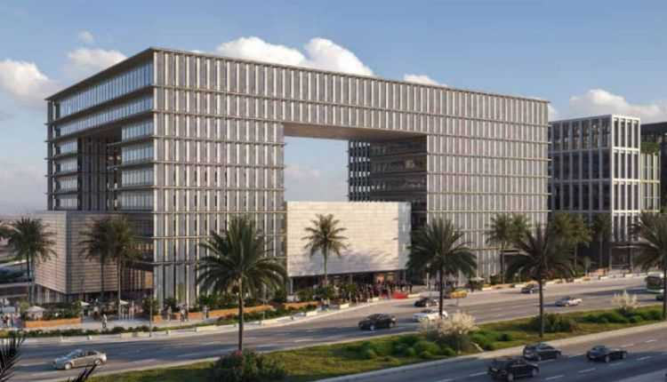 Zed Strip Mall Sheikh Zayed