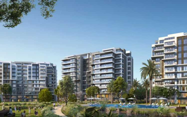 Zed Towers Sheikh Zayed Apartments 10 floors